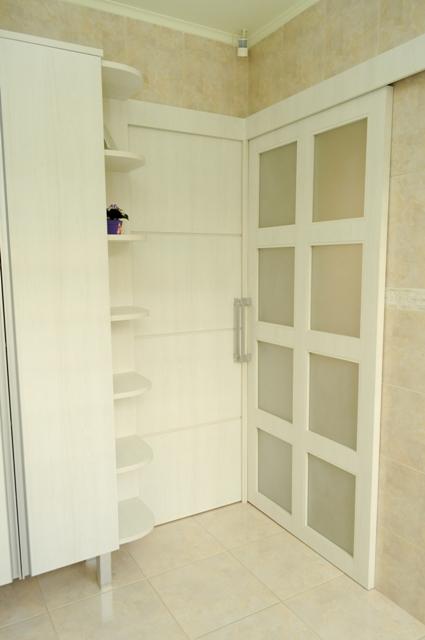 Armario De Lavanderia Com Porta De Correr : Lavanderia funcional design de interiores jaqueline